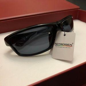 Nitrogen Polarized Lens